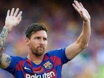 Лионель Месси покинул испанский футбольный клуб «Барселона»