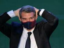 Президент клуба «Барселона» Жоан Лапорта назвал ужасным финансовое состояние клуба