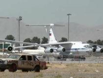Российские самолеты доставили вКыргызстан иТаджикистан эвакуированных из Кабула