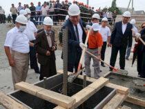 В Бишкеке начали строить северную РЭС