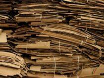 В Кыргызстане введен временный запрет на вывоз картона и макулатуры
