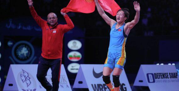 Копилка сборной Кыргызстана пополнилась еще одной Олимпийской медалью