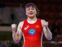 Кыргызстанка Мээрим Жуманазарова завоевала бронзовую медаль Олимпийских игр