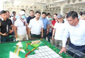 Национальный индустриальный парк откроется в Чуйской области