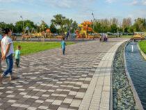 В Бишкеке открыли парк «Ынтымак-2»