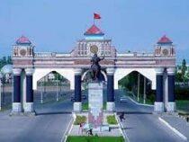 В Джалал-Абаде строится новый парк