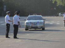 31 августа в Бишкеке будет закрыт ряд улиц