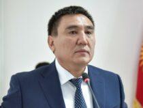 Таалайбек Сарыбашов покинул должность и.о. мэра Бишкека