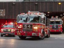 В США не менее 23 тысяч человек эвакуированы из-за крупного пожара