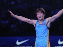 Айсулуу Тыныбекова вышла в полуфинал Олимпийских игр в Токио