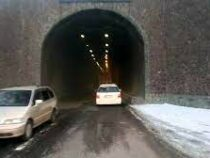 Проезд в тоннеле на перевале Тоо-Ашуу будет временно закрыт