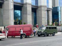 ГКНБ: Информация о захвате заложников в торговом центре Бишкека является ложной