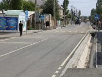 В Бишкеке завершился ремонт на улице Жолон