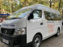 Автопарк «Инфоком» в Бишкеке пополнился еще двумя мобильными ЦОНами