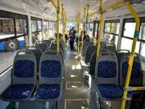 В Бишкеке возобновил работу автобус №9