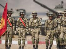 Армия Кыргызстана вошла в сотню   в общемировом рейтинге военной мощи