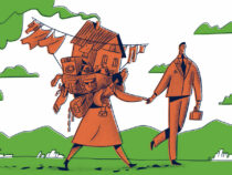 ВКыргызстане мужчины работают больше, чем женщины
