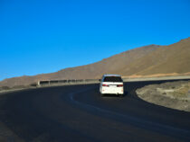 Ремонтные работы научастке автодороги Бишкек-Ош продолжаются