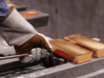 Экспорт золота сначала 2021 года сократился в2,7 раза