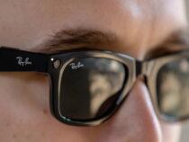 Facebook представил смарт-очки