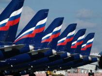 Количество авиарейсов изпяти городов России вОш вновь увеличено