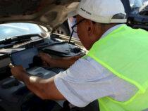 ГУ «Унаа» начало проводить осмотр автомашин с фотофиксацией