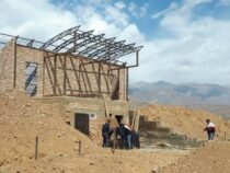 В Чаткальском районе начали строить современный ипподром