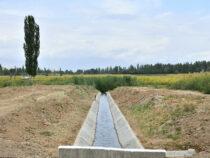 На ремонт ирригационных объектов выделено 100 млн сомов