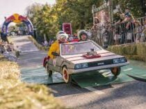 Гонки на самодельных автомобилях прошли в Перу