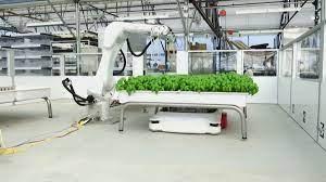 Роботы помогут спасти урожай от засухи в США
