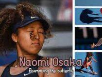 Теннисистка приостановила игру, чтобы спасти бабочку