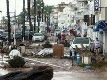 Сильное наводнение обрушилось на восток Испании