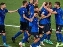 Сборная Италии пофутболу установила мировой рекорд
