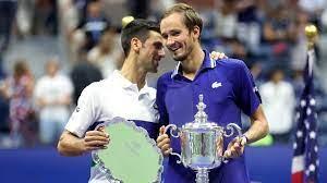 Даниил Медведев впервые всвоей карьере стал победителем турнира «Большого шлема»