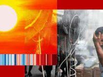 В мире за 40 лет удвоилось число дней, когда температура превышает 50 градусов
