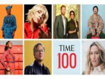 Журнал Time назвал 100 самых влиятельных людей 2021 года