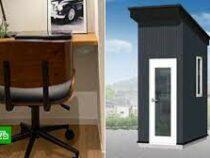 Японцам на удаленке предложили работать вмини-офисах размером сдачный туалет