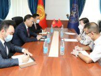 Китай окажет Кыргызстану гумпомощь