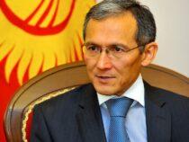 По «делу Кумтора» задержан экс-премьер-министр Джоомарт Оторбаев