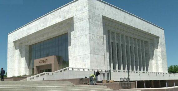 Исторический музей в Бишкеке планируется открыть уже в ноябре