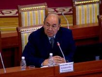 Жогорку Кенеш утвердил Кубанычбека Боконтаева напост главы Нацбанка