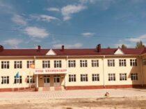 В Ак-Талинском районе завершено строительство дополнительного корпуса к школе