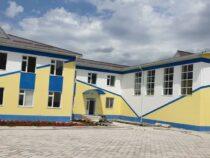 В Тюпском районе появилась новая школа
