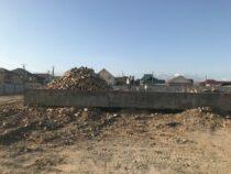 В жилмассиве «Алтын-Ордо» продолжается строительство школы