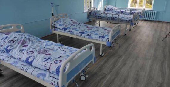 Минздрав закрывает стационары, развернутые во время пика пандемии