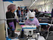 ВДжети-Огузском районе открыли швейную фабрику