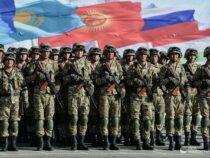В Кыргызстане стартовала активная фаза совместных учений «Рубеж-2021»