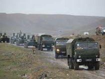 В Баткенской области стартовали учения «Юг-2021»