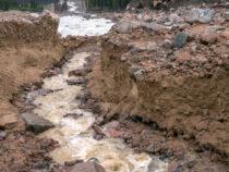 Ущерб от стихийных бедствий на дорогах страны превысил 120 млн сомов