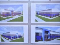 Строительство спорткомплекса в микрорайоне «Восток-5» завершится в октябре